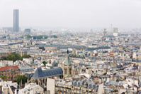 Paris view from above - Tour Montparnasse