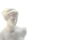 Head of Venus sculpture