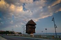 Nesebar landscape-one famous Bulgarian resort