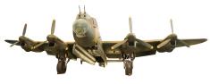 bomber - lancaster full front composite
