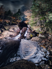 Swirling in the Stream