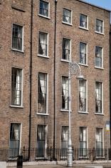 Georgian Architecture, Mount Street Upper, Dublin