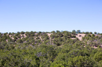 Santa Fe New Mexico Desert and Natural Scenics