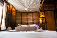 Hotel Room. Deluxe Bungalow