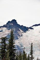 Mt Rainier Glacier Views
