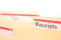 Income Tax Folder
