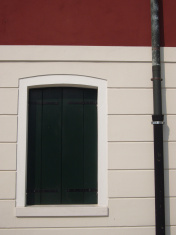 window in murano