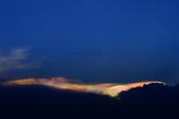 Rainbow Clouds, Irisation