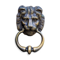 Lion head handles