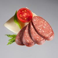 sausage with tomato