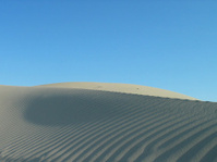 Serpentine Sand Dunes, Ica Desert