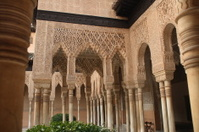 Patio de los leones (Alhambra)