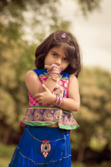 Little Princess Girl