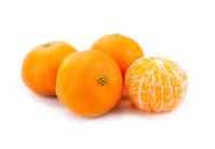 slices of mandarin