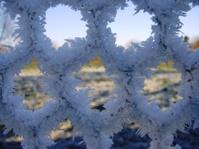 Frosty fence 3