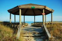 Amelia Island Florida Beach Gazebo Shelterhouse