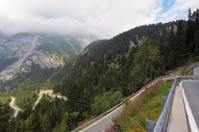 Italy, Dolomites. Photo taken by lens Fisheye