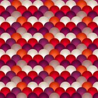 Shining Balls Seamless Pattern