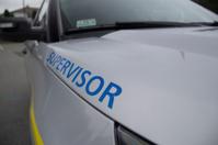 Supervisor Vehicle