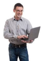 """Résultat de recherche d'images pour """"man with laptop"""""""