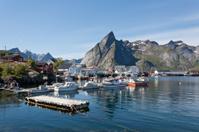 Lofoten island, Norway.