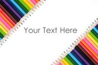 pencil color board
