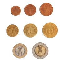 Euro coins series