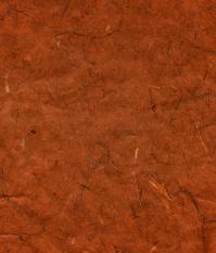 rust color art paper