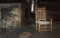 Old cabin furnishings