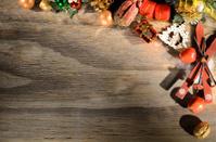 Christmas Card Greeting Decoration