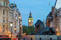 The Palace of Westminster Big Ben, London, England, UK