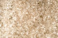 Brown sugar macro detail