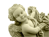 Marble Angel
