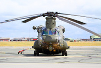 Boeing Vertol Chinook HC.4 of the Royal Air Force