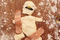 broken cookie