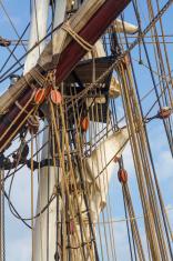 Ships rigging