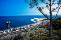 Surfrider Beach at Malibu.