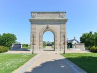 Royal Military College Memorial Arch, Kingston, Ontario