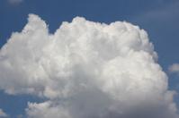 storm cloud before rain storm