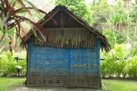 Blue cabin-Efate-Vanuatu