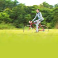 Cycling like a boss