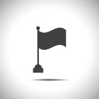 flag vector icon