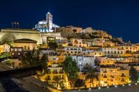 Ibiza old town Dart Vila