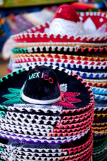 Mexican sombrero is for sale
