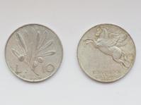 Old Italian coins