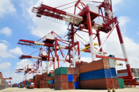 Container terminal,