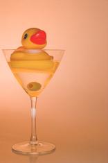 Duck Martini