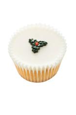 Xmas cup cake