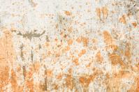 Dirty splatters on concrete wall