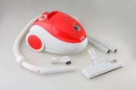 Vacuum cleaner machine isolated